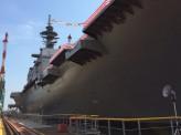 [文谷数重]【新型護衛艦「かが」進水、ヘリ空母2隻体制に】~対中国海軍に優位、しかし搭載ヘリは不足~