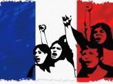 仏全土混乱、労働法改悪反対デモで