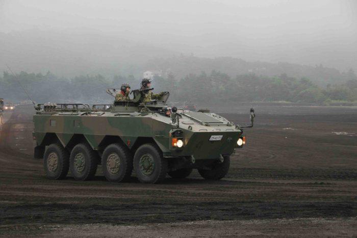 96式装甲車