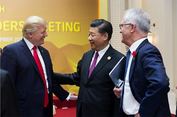 アメリカを侵す中国 その1 統一...