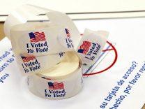 米大統領選、不自然な高投票率